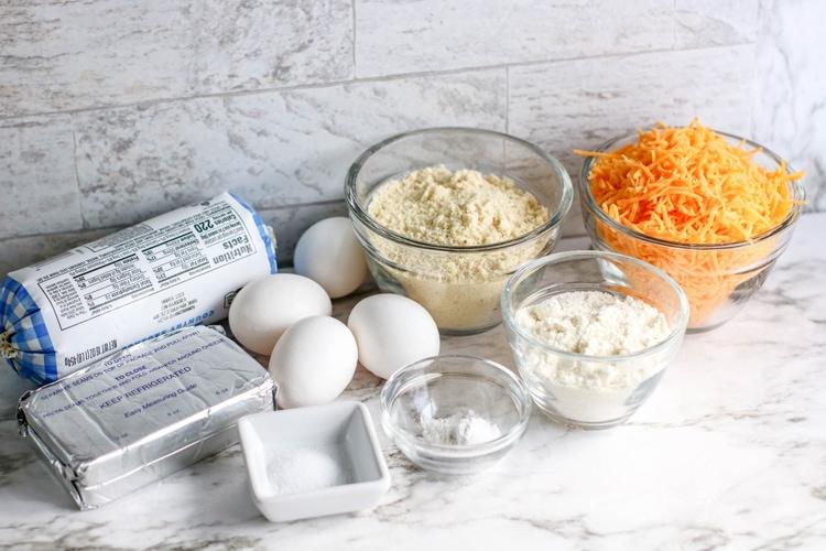 Cream Cheese Sausage Balls Ingredients