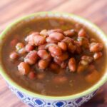 Two Bean Soup Pressure Cooker