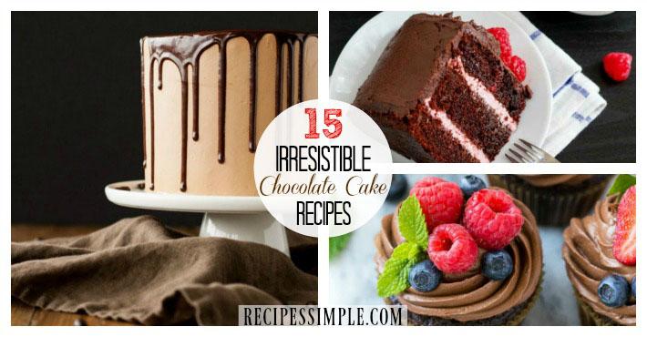Chocolate Cakes recipes