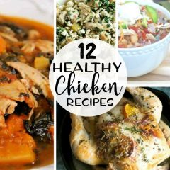 Healthy Chicken Dinners