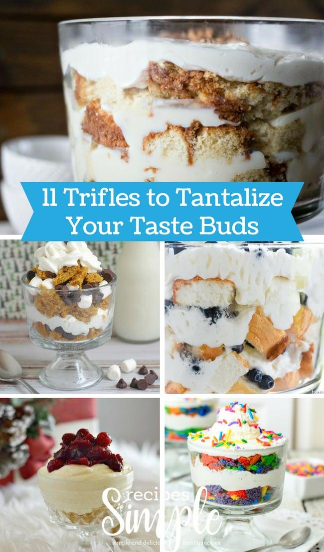 Best Trifle Desserts