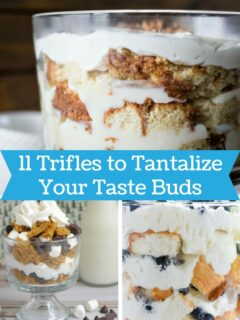 Trifles to Tantalize Your Taste Buds