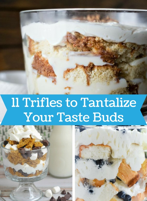 11 Trifles to Tantalize Your Taste Buds