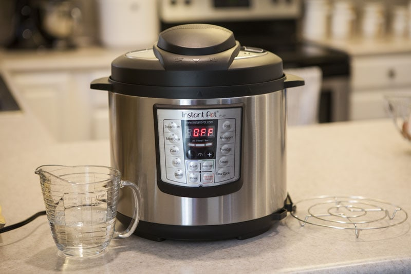 Instant Pot and Steaming Rack