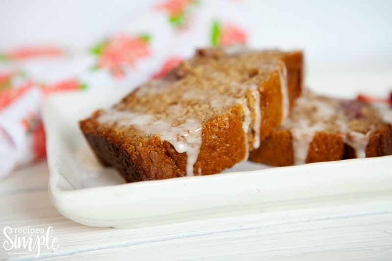 glazed bread recipe