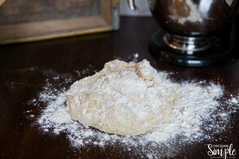 hot roll dough