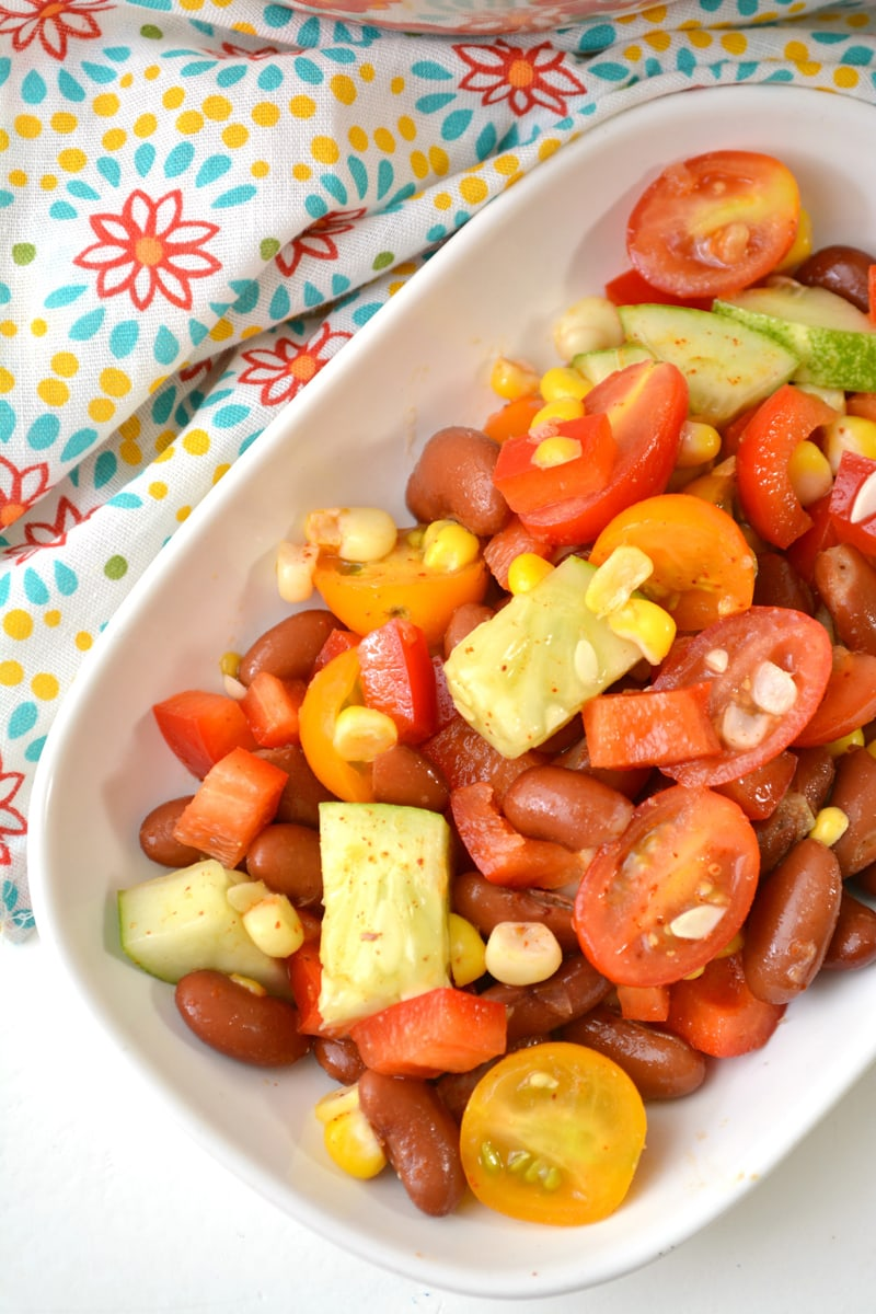 Bean Summer Salad