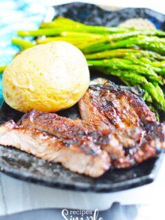 Grilled Strip Steak