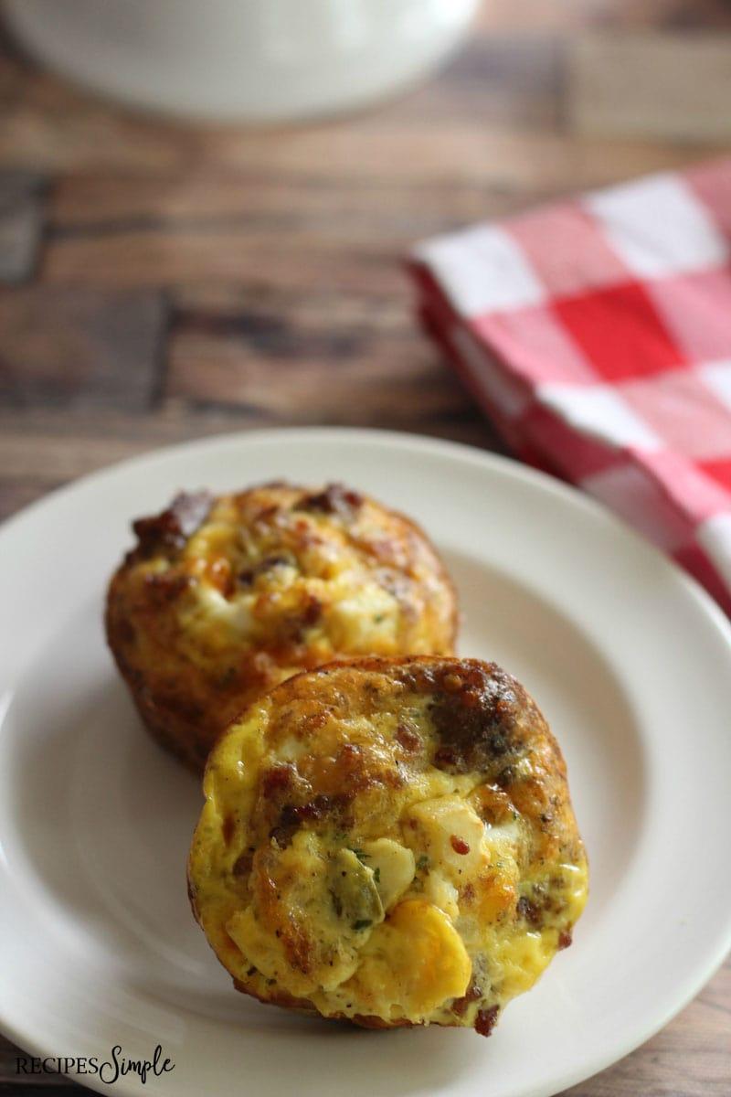 Farmhouse Egg Muffin Cups