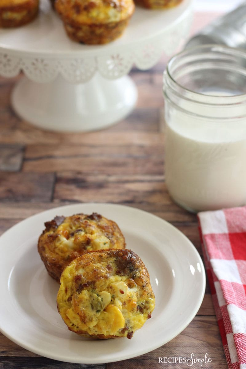 Loaded Egg Muffin Cups