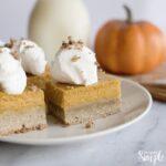 Pumpkin Gooey Butter Bars