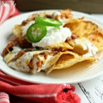 Easy BBQ Chicken and Bacon Nachos