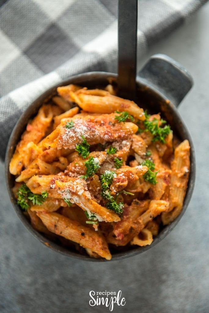 Five Cheese Ziti Instant Pot Recipe