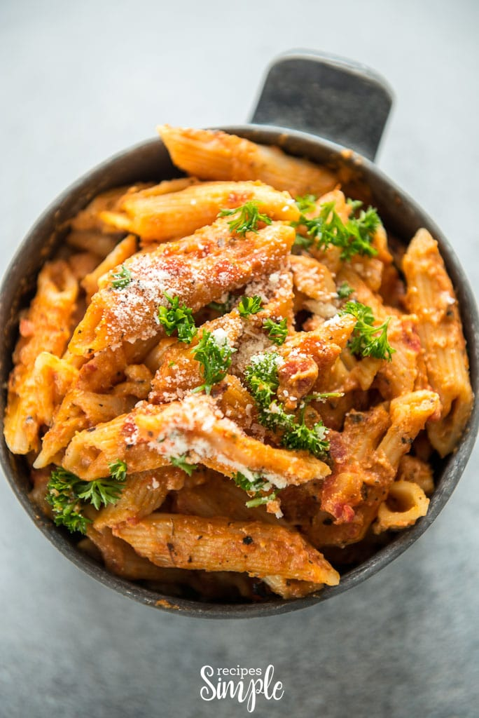 Instant Pot Five Cheese Ziti Pasta Recipe