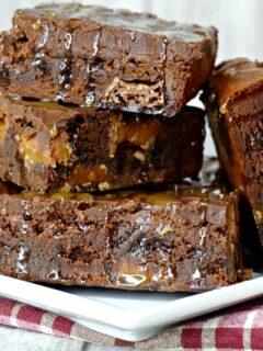 Rolo Brownies Recipe
