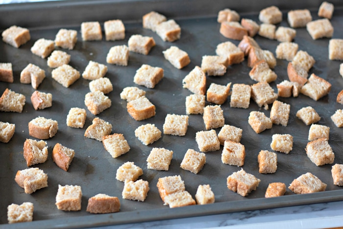 Croutons Ready To Bake