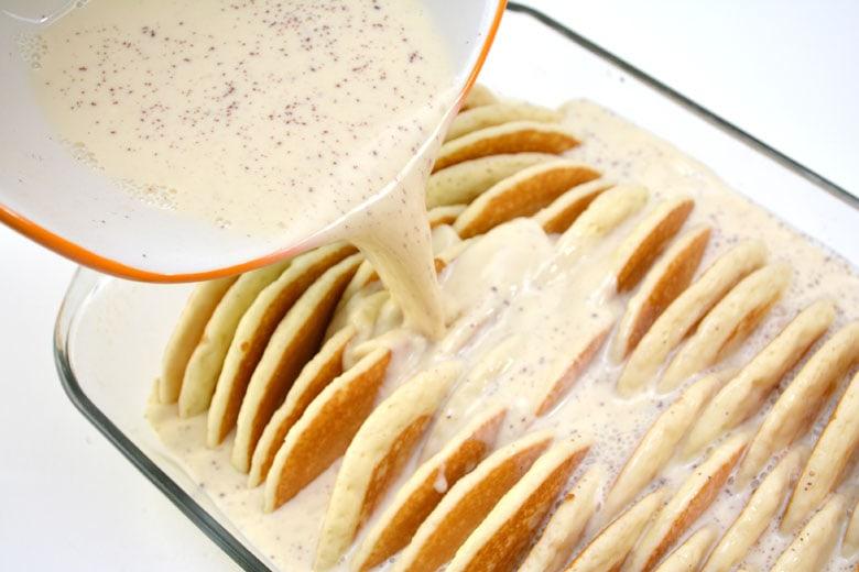 Pancake Bake Mixture