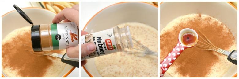 Pancake Bake Seasoning Mixture