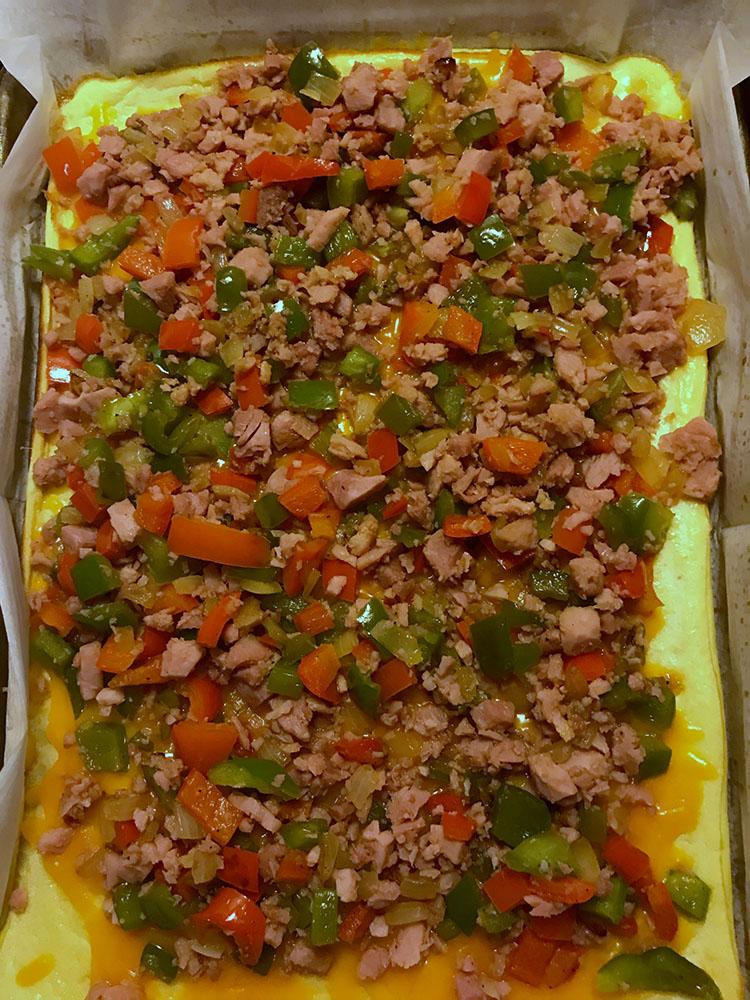 Omelet Toppings